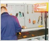 примениние электричекого обогревателя master ts3a